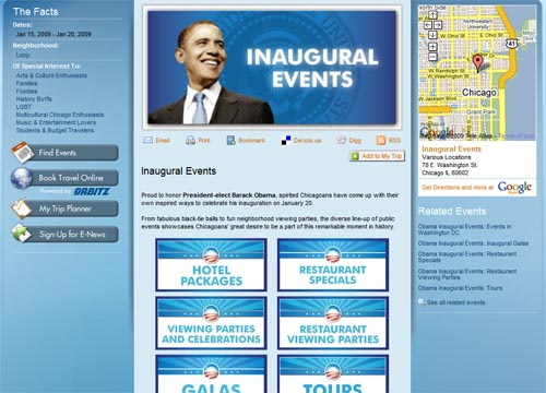 Explore Chicago - Obama Style!